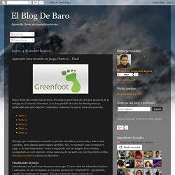 El Blog De Baro: Aprender Java creando un juego (Parte 6) - Final