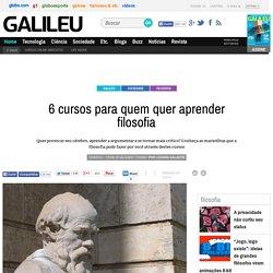 6 cursos para quem quer aprender filosofia - Galileu