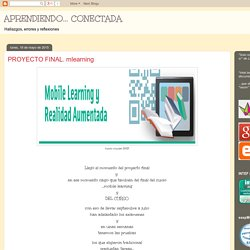 PROYECTO FINAL. mlearning