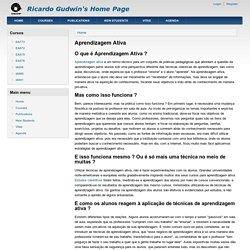 Ricardo Gudwin's Home Page