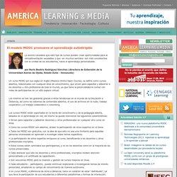 El modelo MOOC promueve el aprendizaje autodirigido