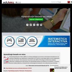 Eduteka - Aprendizaje basado en retos