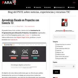 Aprendizaje Basado en Proyectos - ABP