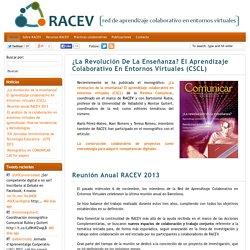 Red de Aprendizaje Colaborativo en Entornos Virtuales