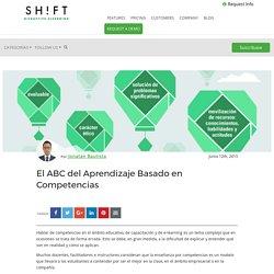 El ABC del Aprendizaje Basado en Competencias