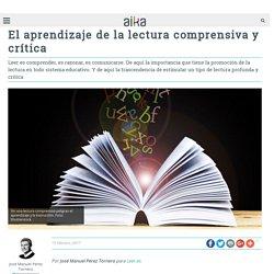 El aprendizaje de la lectura comprensiva y crítica - Aika Educación