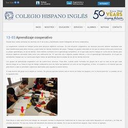 Santa Cruz de Tenerife - 13-03 Aprendizaje cooperativo