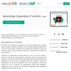 Aprendizaje Cooperativo (1ª edición)