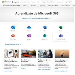 Aprendizaje de Microsoft 365