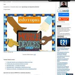 Aprendizaje con Dispositivos Móviles