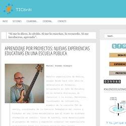 Aprendizaje por proyectos: nuevas experiencias educativas en una escuela pública