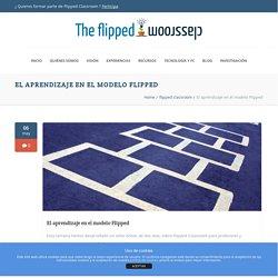 El aprendizaje en el modelo Flipped
