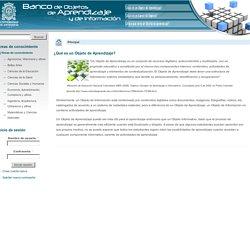 Banco de Objetos de Aprendizaje y de Información