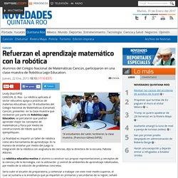 Fortalece la robótica el aprendizaje matemático