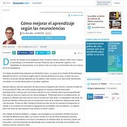 Cómo mejorar el aprendizaje según las neurociencias - 09.12.2013