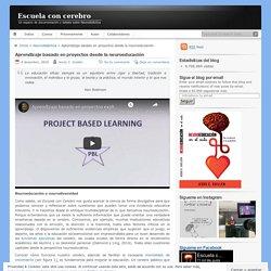 Aprendizaje basado en proyectos desde la neuroeducación