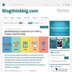 Aprendizaje por proyectos con Trello y Project Lead The Way