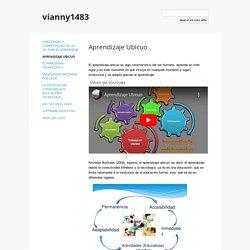 Aprendizaje Ubicuo - vianny1483