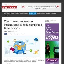 Cómo crear modelos de aprendizajes dinámicos usando Gamificación