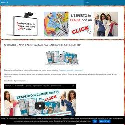 """APRENDO – APPRENDO: Lapbook """"LA GABBIANELLA E IL GATTO"""""""