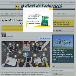 Aprendre a cooperar online és necessari i possible