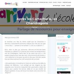 """""""Les Charidragons"""" pour travailler la grammaire - Charivari"""