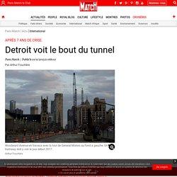 Après 7 ans de crise - Detroit voit le bout du tunnel