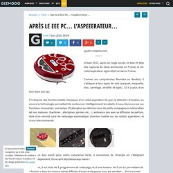Après le Eee PC… l'aspEeerateur… - Gizmodo -