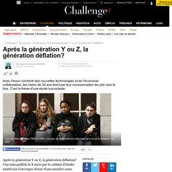Vers une génération déflation?