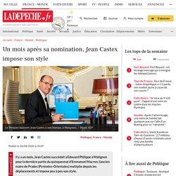 Un mois après sa nomination, Jean Castex impose son style