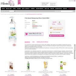Apres Shampooing Olive et Karite C bio 500ml