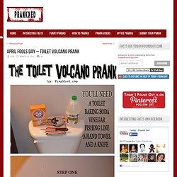 The Toilet Volcano