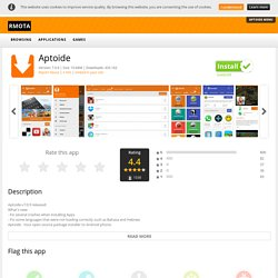 Download APK for Android - Aptoide
