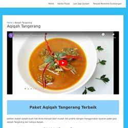 Promo Paket Aqiqah Tangerang Termurah & Gratis Ongkir
