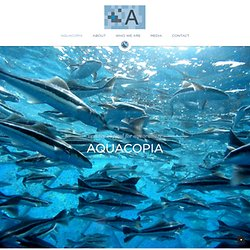 is the first and only aquaculture venture capital firm.
