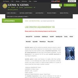 Buy Loose Aquamarine Gemstone