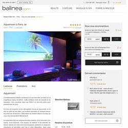 Aquamoon à Paris - Réservez votre soin avec Balinea.com