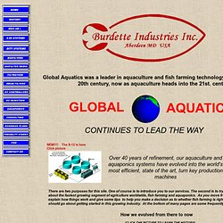 fish farming engineering and consulting