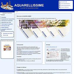 ..: Aquarellissime [Accueil] :..