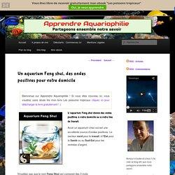 L'aquarium Donne Des Ondes Positives à Votre Domicile .....