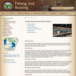 Aquatic Resources Education Program: AR Game and Fish Commission