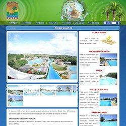 ITAPEMA PARK S.A - Parque Aquático no Rio Grande do Sul, conheça em Tour 360° - 22 Piscinas com tobo-águas, kamikaze, Free-Fall, Rampa Molhada, Biribol, complexo do dinossauro, parque infantil, pesca e pague