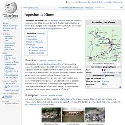 Aqueduc de Nîmes