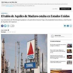 El talón de Aquiles de Maduro estaba en Estados Unidos