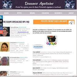 Douance Aquitaine