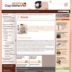 Aquitaine Cap Métiers - public - Salarié