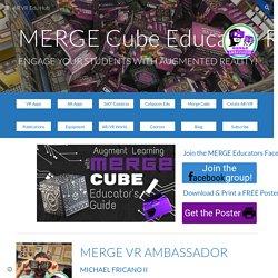 AR VR Edu Hub - Merge Cube
