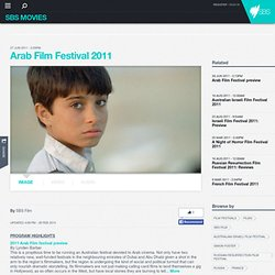 SBS Films - Arab Film Festival 2011