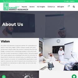 Saudi Arabia's Largest Research Portal