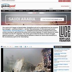 Ten years after 9/11, Saudi Arabia slowly modernizing